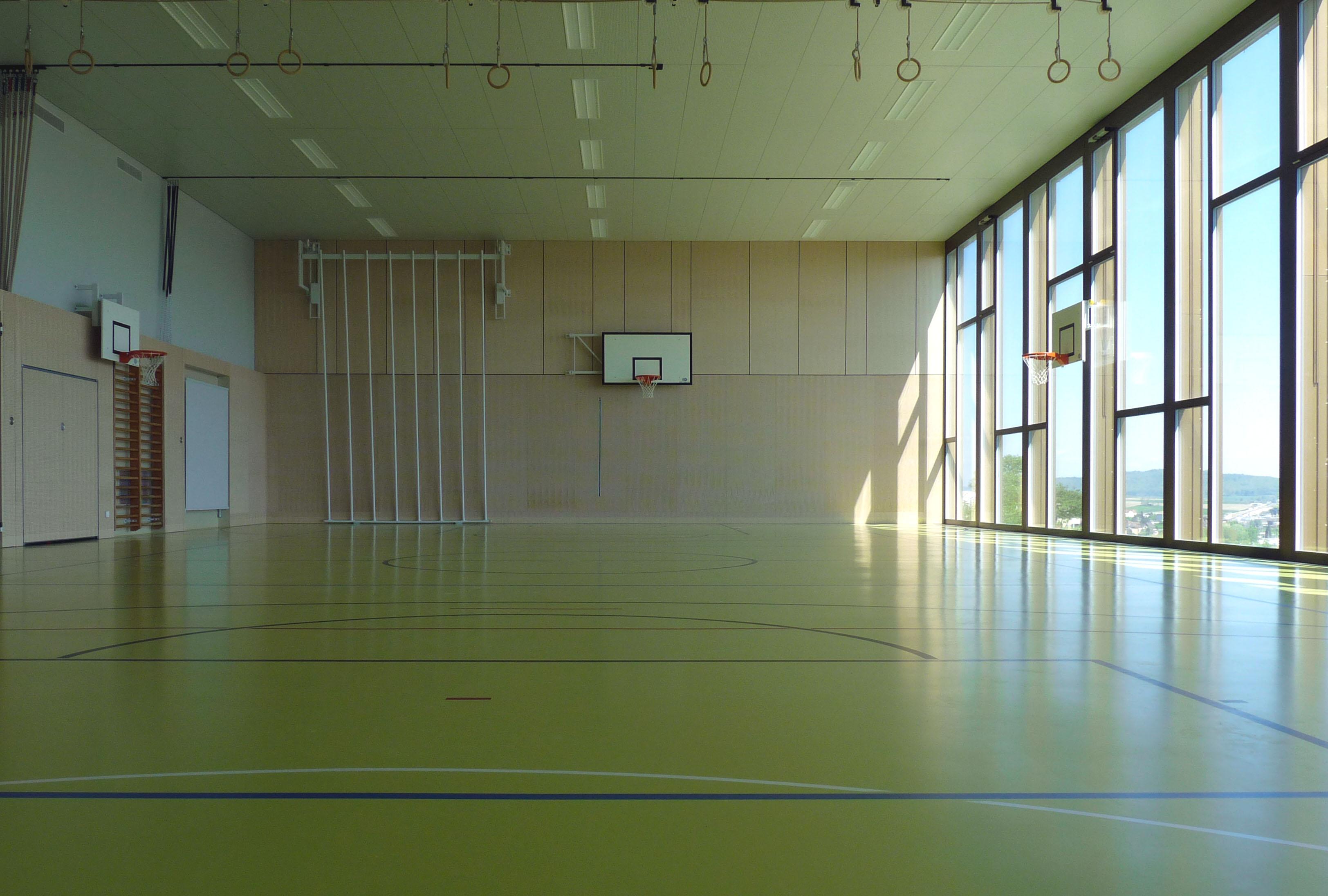 niveau -4_salle de gym